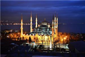 Turška pravljica I 2021