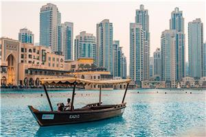 Dubaj & Abu Dhabi 2019