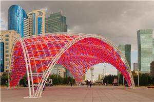 Potovanje po Kazahstanu